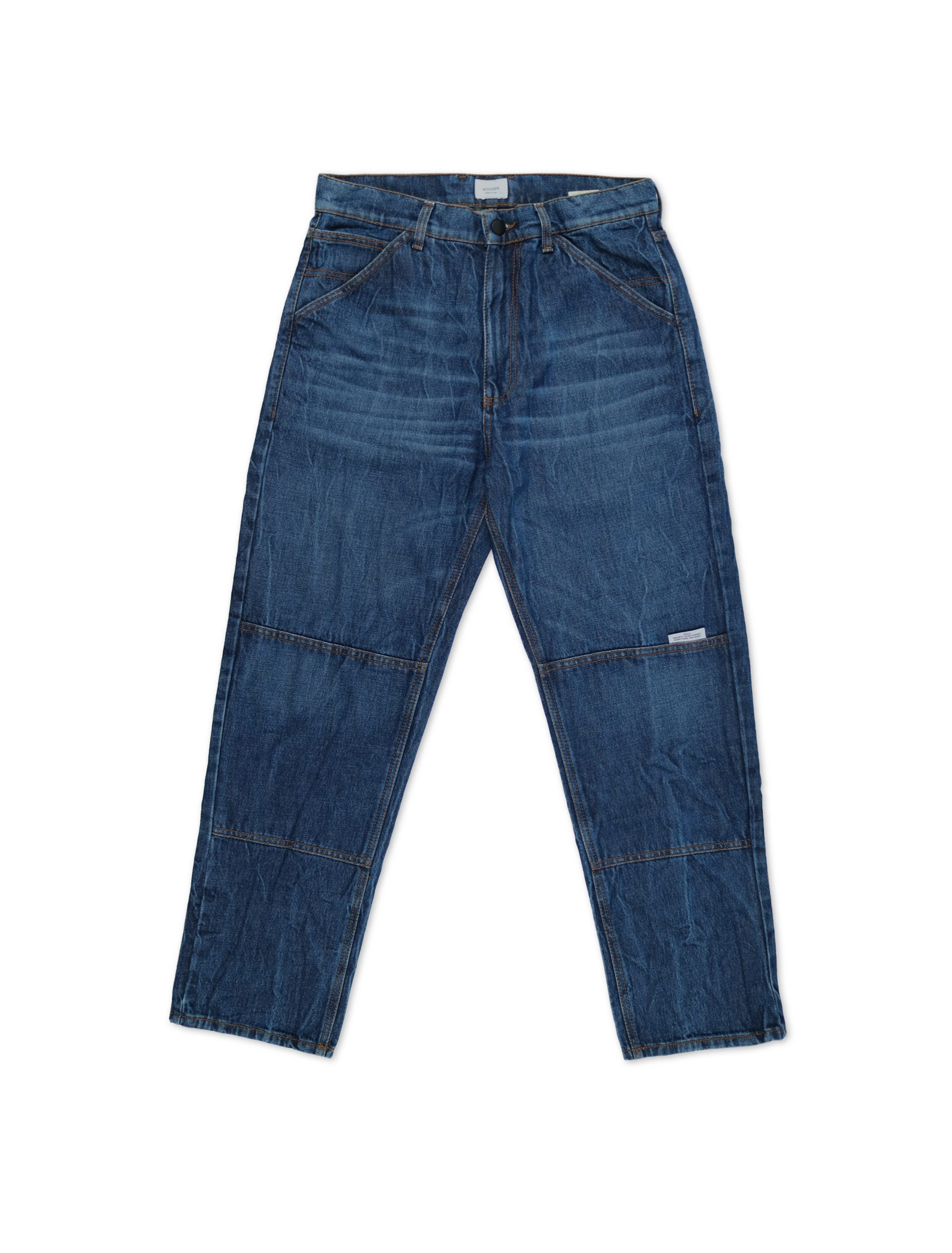 Jeans 1990 Blue Wrinkle | Wooden Store