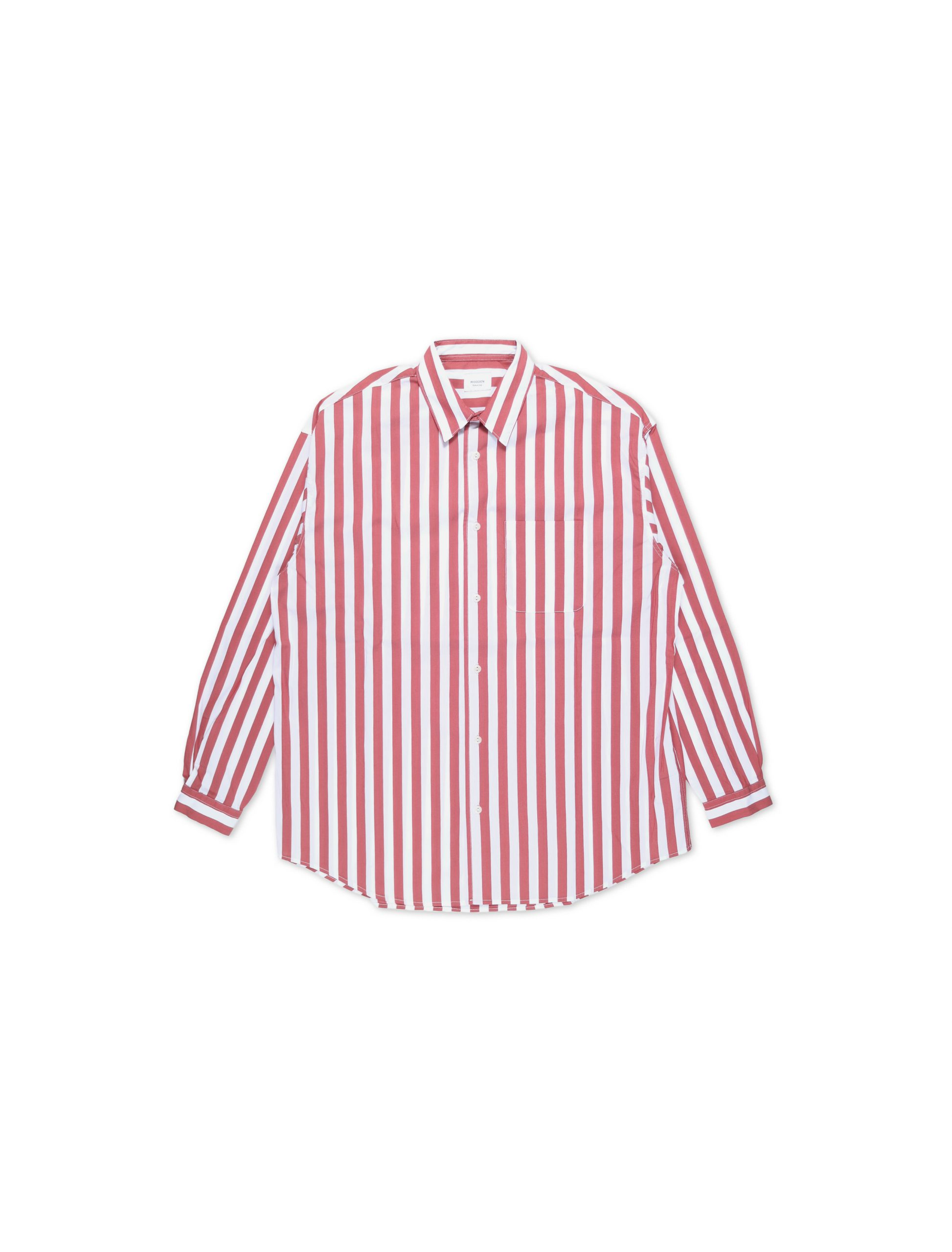 Camicia Stripes Over Rossa | Wooden Store