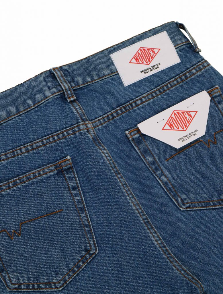Jeans Replica Medium | Wooden Store