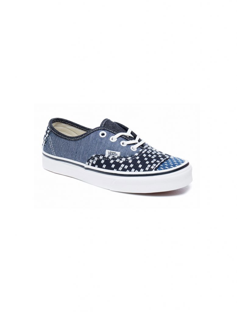 Vans Authentic Patchwork Denim | Wooden Store