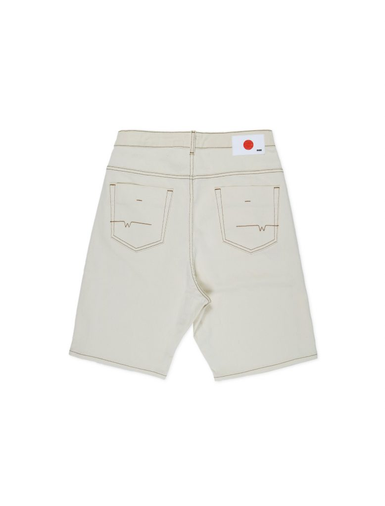 Japan Short Ecru | Wooden Store