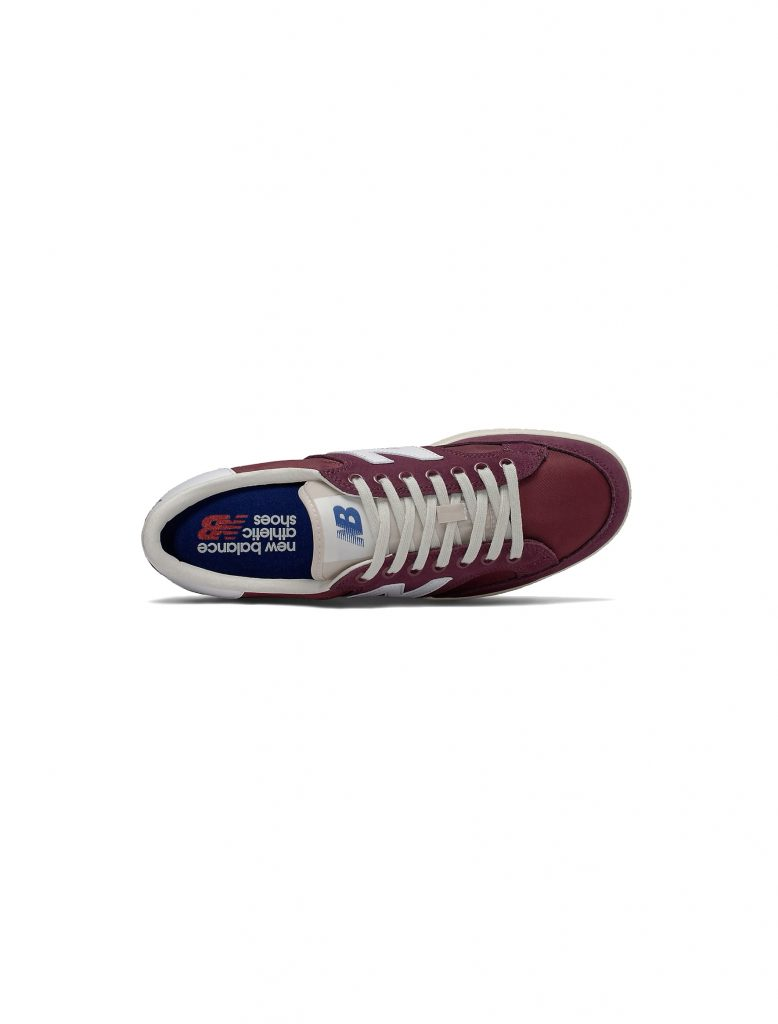 New Balance Pro Court Cup Burgundy | Wooden Store