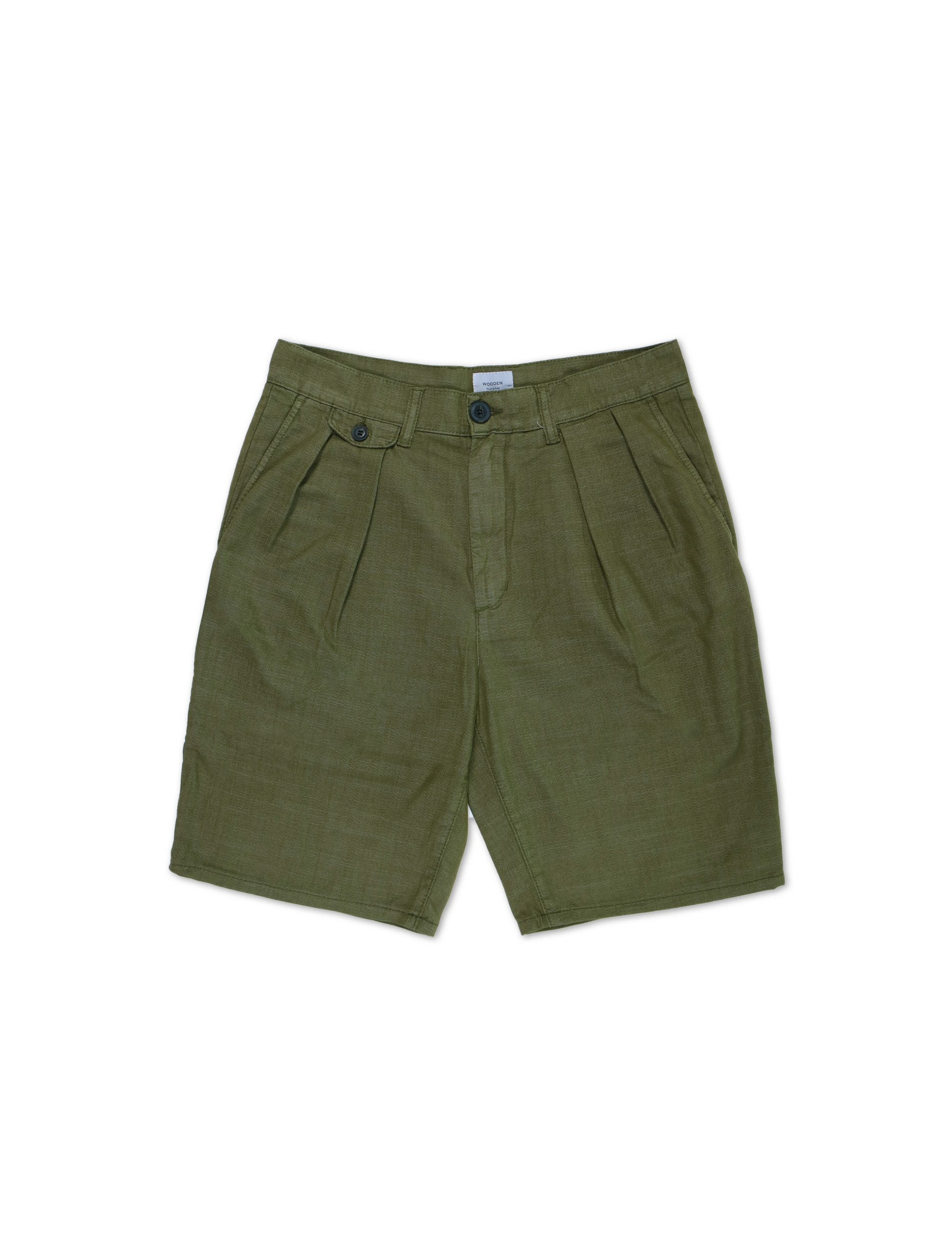 Paris Short Military | Wooden Store