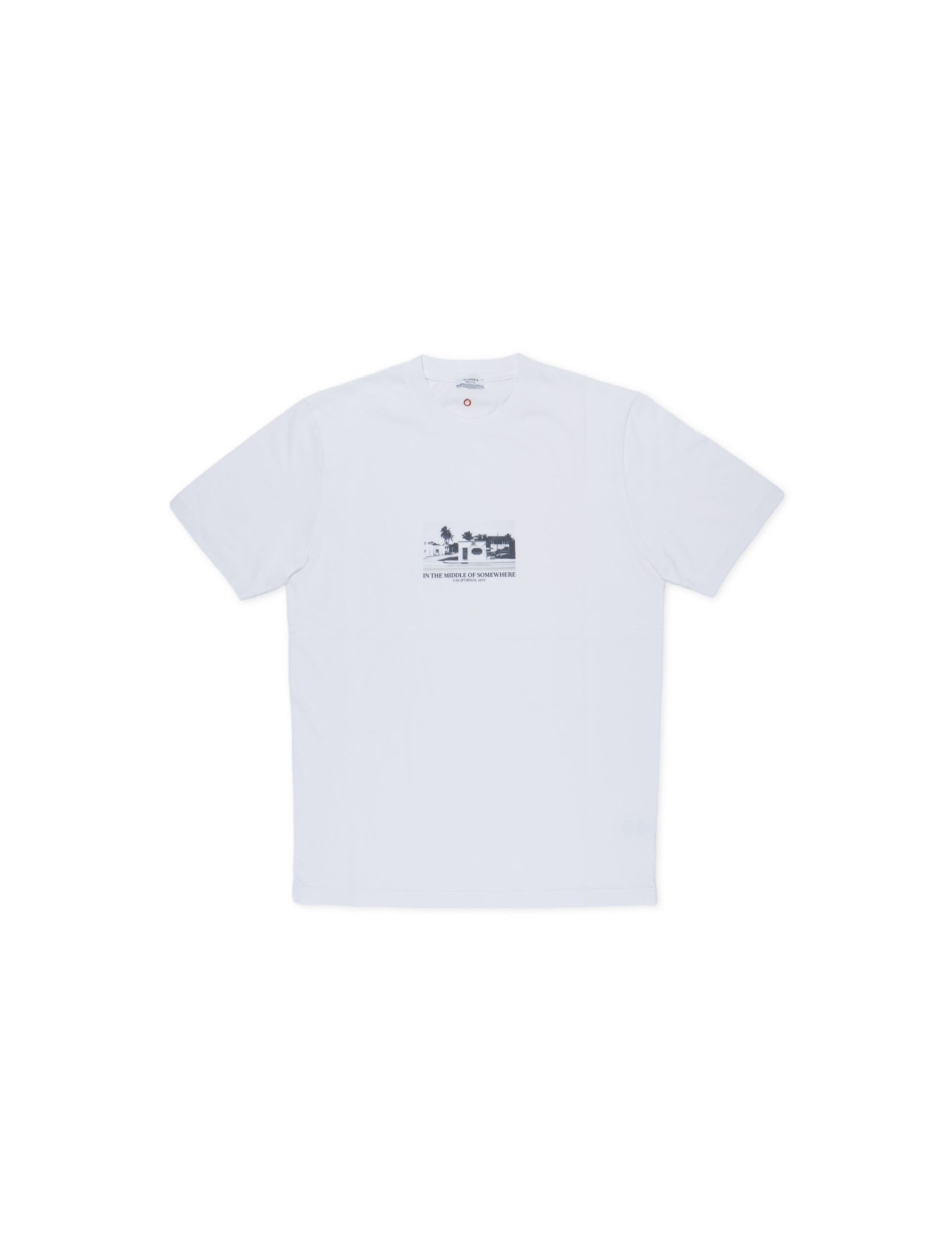 T-Shirt Middle | Wooden Store