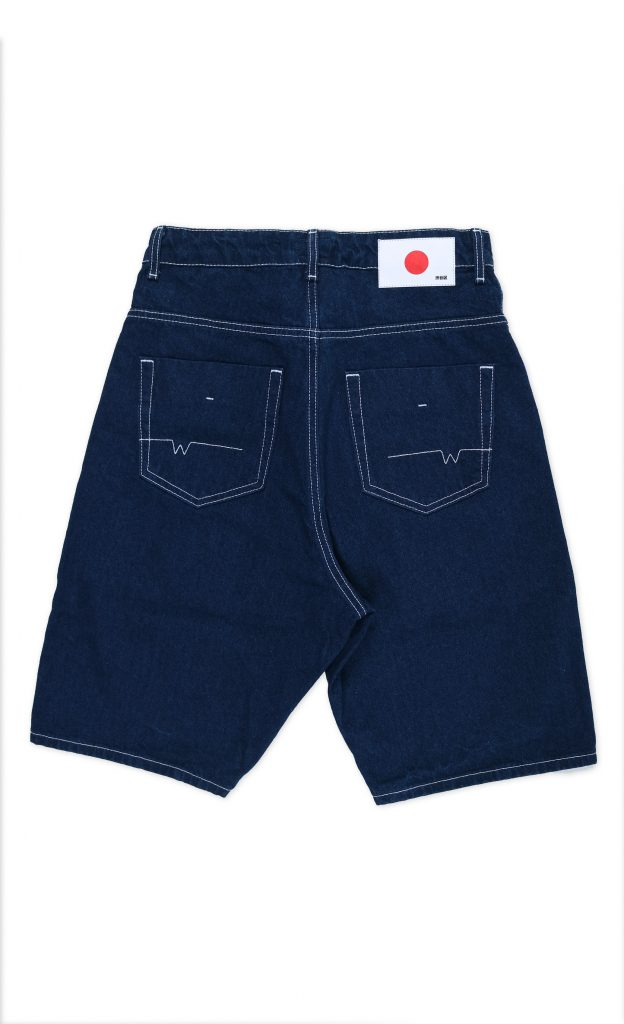 Japan Short Heritage Blue Raw | Wooden Store