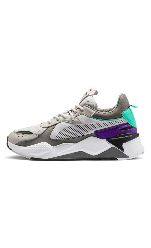 Puma Rs-X Grey Violet-Charcoal Gray | Wooden Store