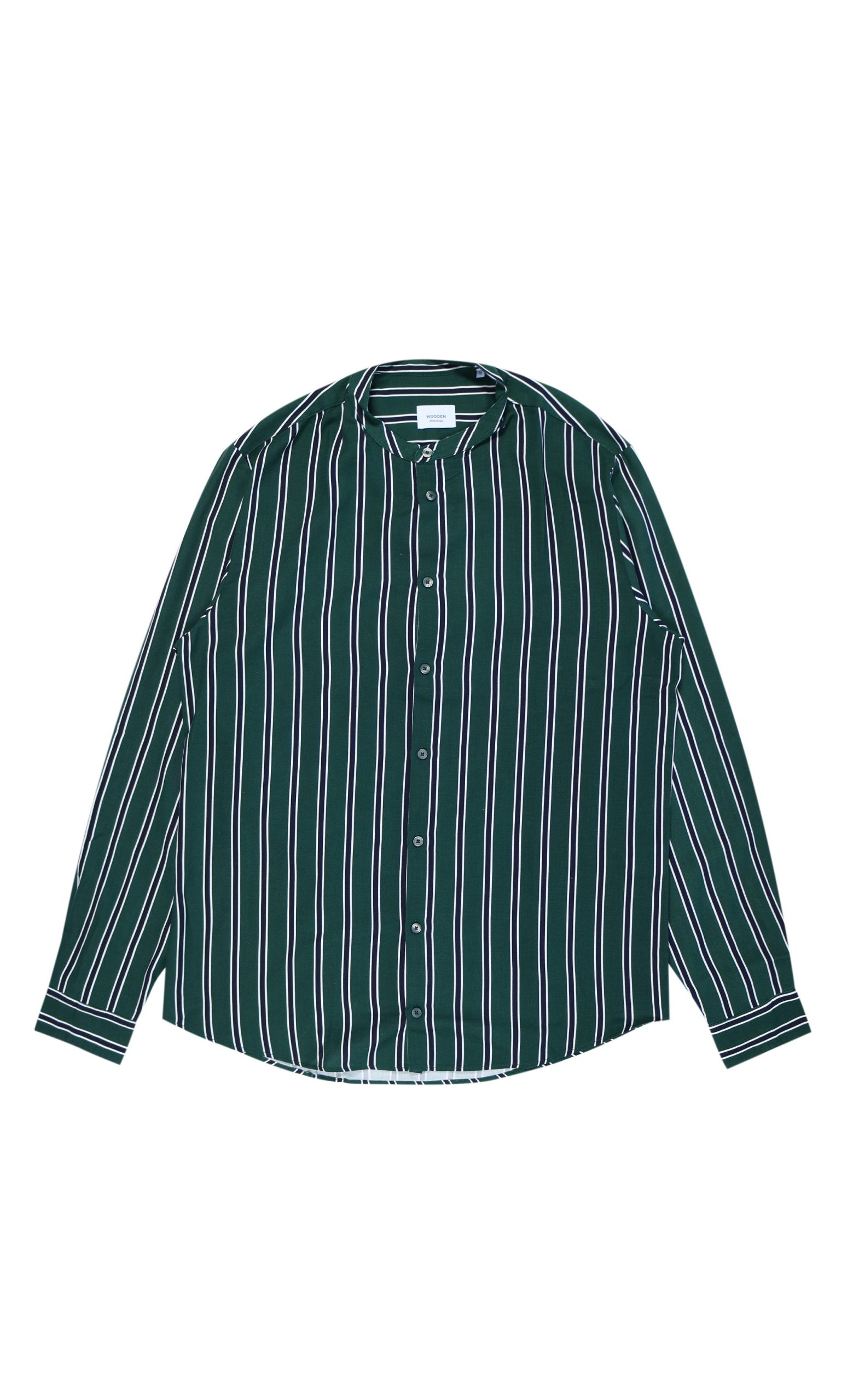 Camicia Green Stripes | Wooden Store