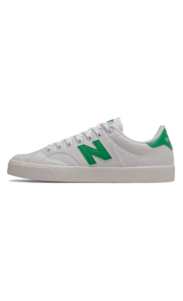 New Balance Pro Court Varsity Green | Wooden Store