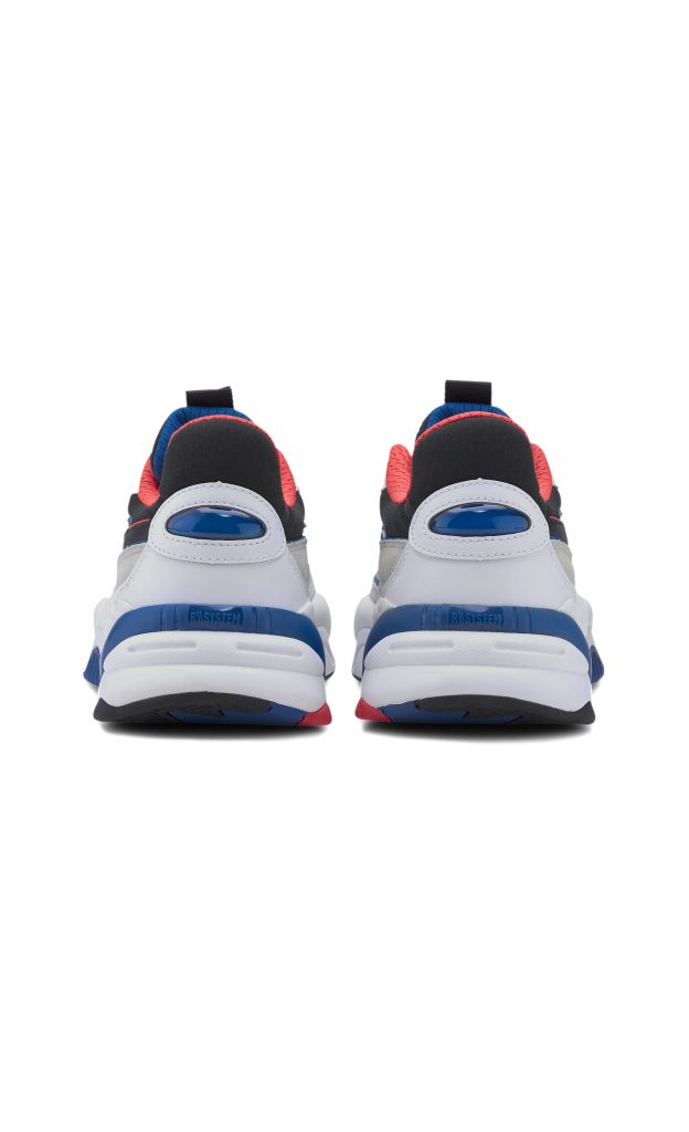 Puma RS-2K White Lapis Blue | Wooden Store