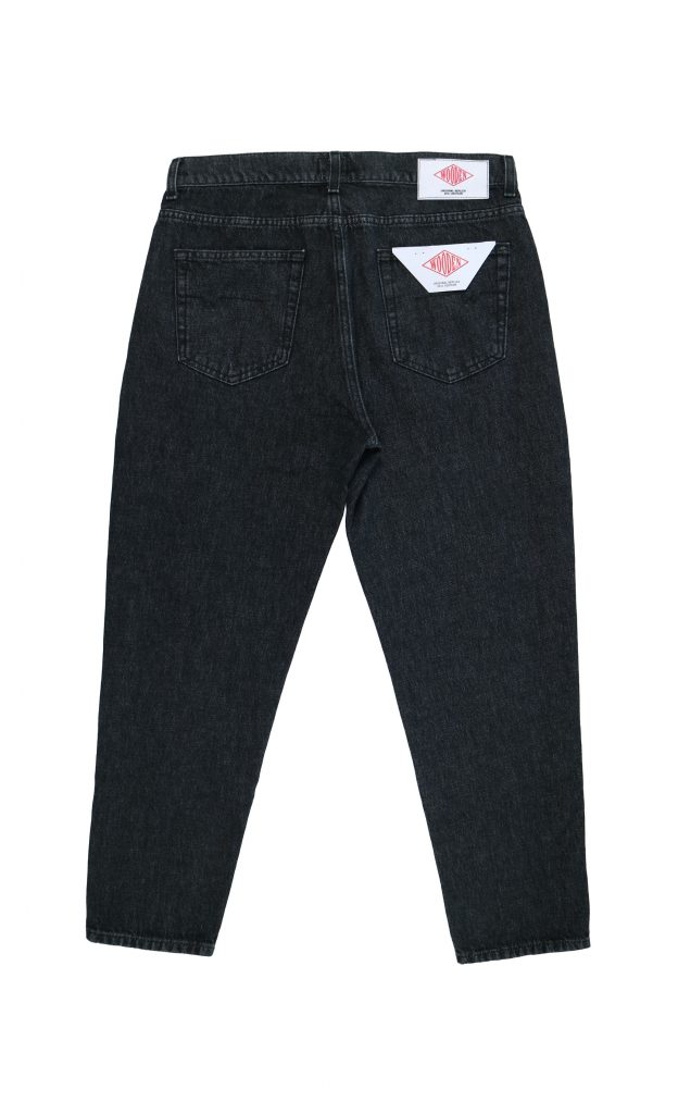 Jeans Replica Real Stone Black | Wooden Store