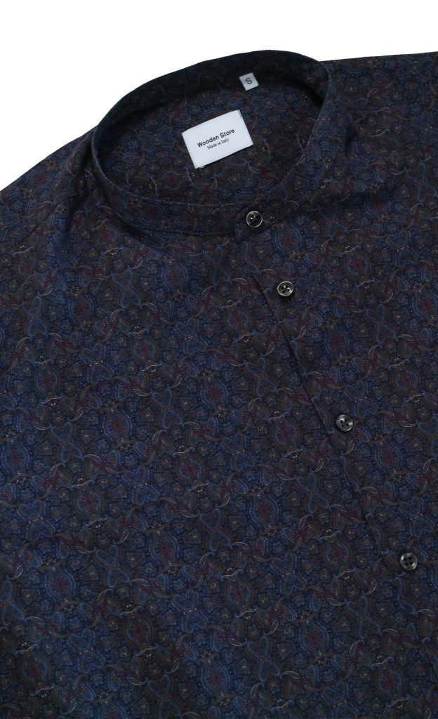Camicia Violet | Wooden Store