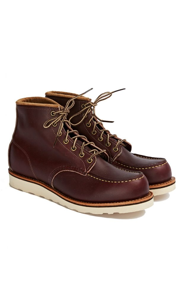 Red Wing Oxblood | Wooden Store