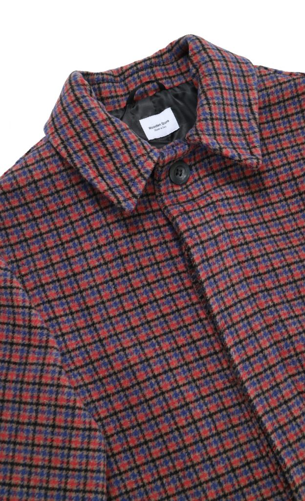 Walker Red Check | Wooden Store
